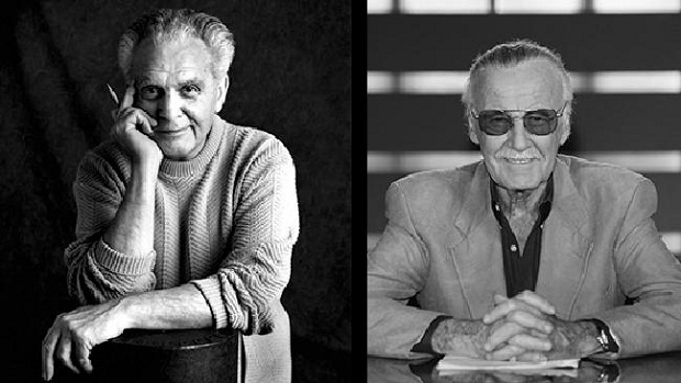 Jack Kirby ve Stan Lee