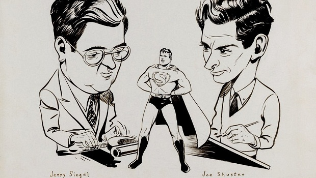 Jerry Siegel ve Joe Shuster
