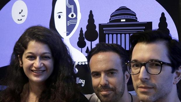 MIT'den Pınar Yanardağ, Manuel Cebrian ve Iyad Rahwan