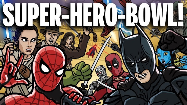 Super-Hero-Bowl!