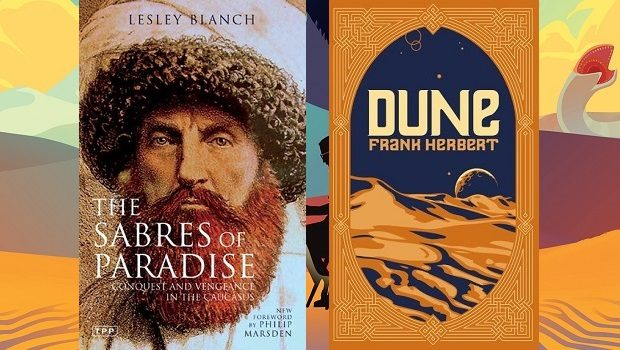dune and The Sabres of Paradise