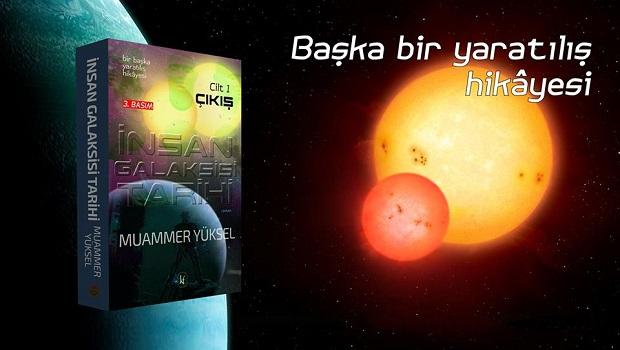 insan galaksisi tarihi