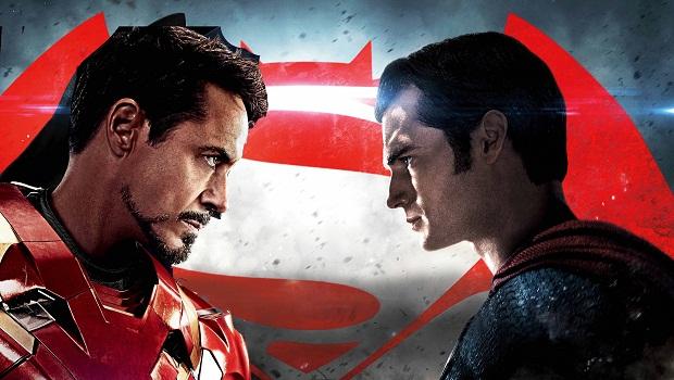 ironman superman