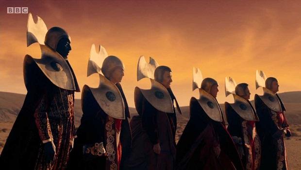 Bir grup Zaman Lordu