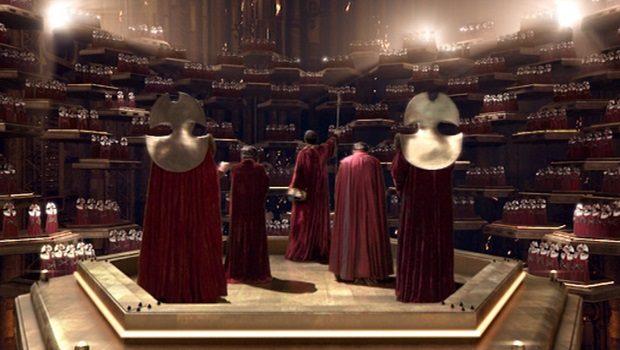 Zaman Lordları'ın Yüksek Konseyi