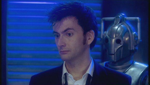 10.Doktor ve Cyberman