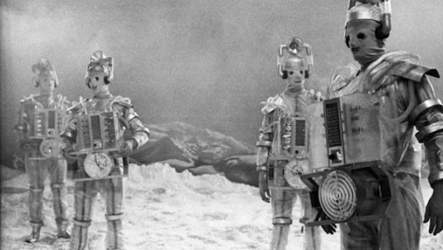 Klasik Seri Cybermenleri