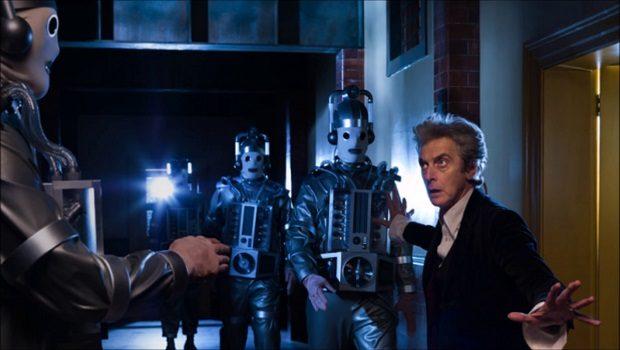 12.Doktor ve Cybermenler