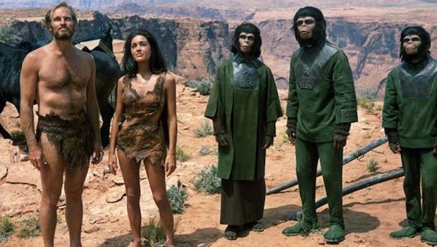Maymunlar Gezegeni (1968)