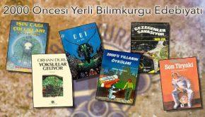 2000 oncesi yerli bilimkurgu kitaplari