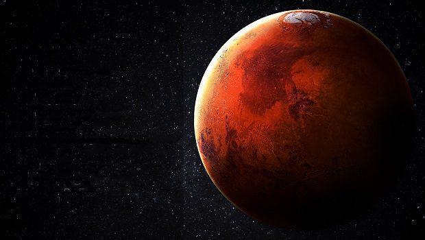 Mars gezegeni