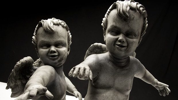 Baby Weeping Angels