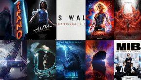 2019'un Öne Çıkan Bilimkurgu Filmleri