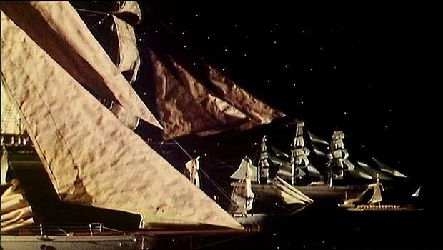 Sonsuz'ların Gemileri