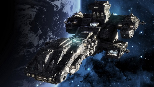 Stargate Evreninde Insanligin Ilk Uzay Gemisi Prometheus