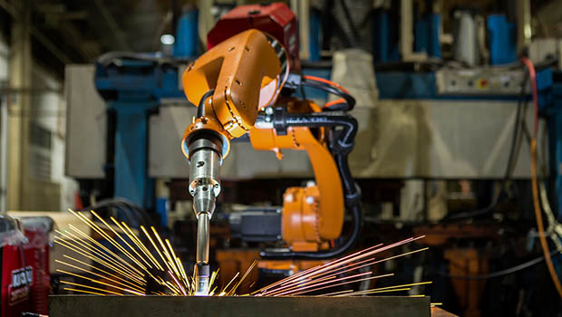 Robotik kaynak prosesi