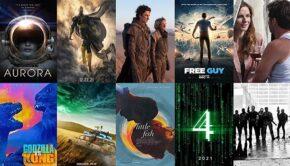 2021'in Öne Çıkan Bilimkurgu Filmleri