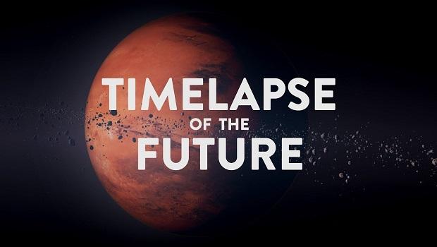 Hızlandırılmış Gelecek Zamanın Sonuna Yolculuk