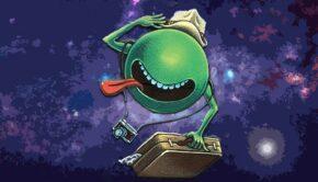 otostopcunun galaksi rehberi bilimkurgu komik
