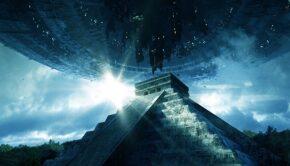 eski amerika bilimkurgu maya piramit