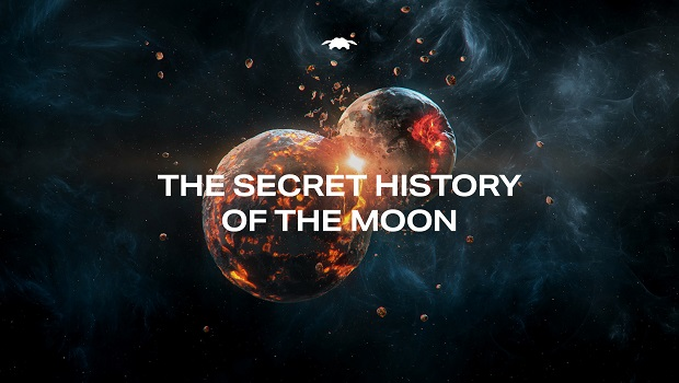 The Secret History of the Moon