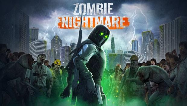 sniper 3d zombie nightmare kapak