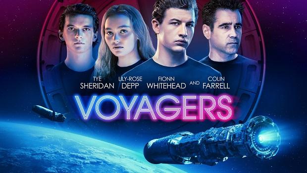 voyagers kapak