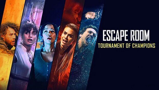 Escape Room Tournament of Champions